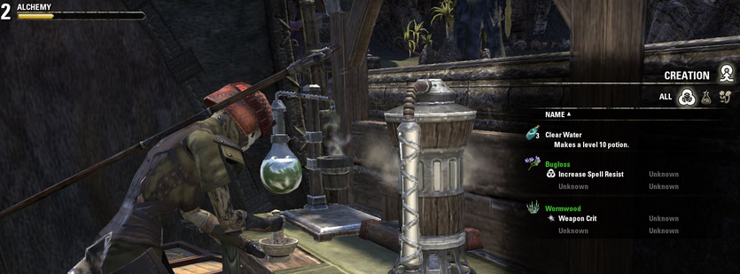 [TIPS]Leveling Alchemy Quickly to Earn More ESO Gold
