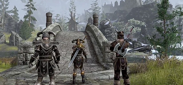 Teaming Up with Other ESO Gold Hunters for More Opportunities