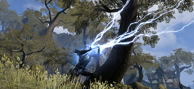 Give Your ESO Gold Hunter a Jolt with this Electrifying Sorcerer Build