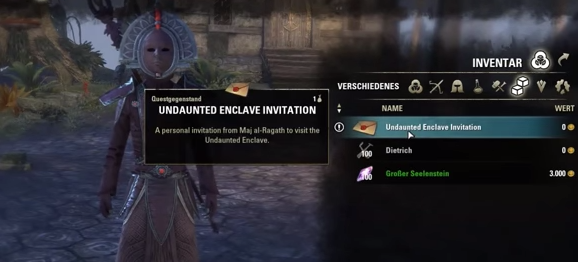 new pledges for items and eso gold from undaunted enclaves in update